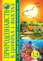 Природознавство в цифрах і фактах : 1-4 класи : довідник для вчителів та учнів початкових класів