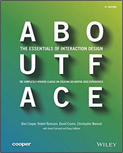 About+Face%3A+The+Essentials+of+Interaction+Design+4th+Edition - фото 1