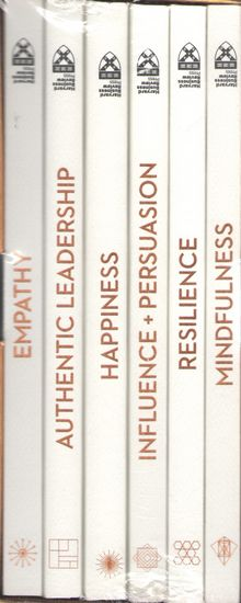 HBR+Emotional+Intelligence+Boxed+Set+%286+Books%29+%28HBR+Emotional+Intelligence+Series%29 - фото 3
