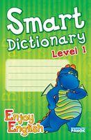 АНГЛ.мова. Enjoy English. Smart dictionary ЗОШИТ для запису слів 1 р.н. /дракон НВ
