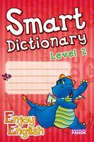 АНГЛ.мова. Enjoy English. Smart dictionary ЗОШИТ для запису слів 2 р.н. /дракон НВ