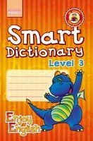 АНГЛ.мова. Enjoy English. Smart dictionary ЗОШИТ для запису слів 3 р.н. /дракон НВ