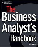 The Business Analyst's Handbook 1st Edition