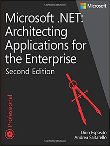 Microsoft+.NET+-+Architecting+Applications+for+the+Enterprise+%282nd+Edition%29+%28Developer+Reference%29 - фото 1