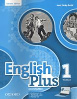 Підручник English Plus.Level 1 .Workbook for Ukraine.