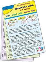 Українська мова. 1-4 класи