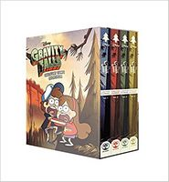 Disney Gravity Falls Cinestory Comic Boxed Set