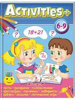 Activities 6-9