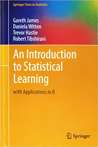 An+Introduction+to+Statistical+Learning%3A+with+Applications+in+R+%28Springer+Texts+in+Statistics%29+1st+ed. - фото 1