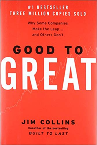 Good+to+Great%3A+Why+Some+Companies+Make+the+Leap+and+Others+Don%27t - фото 1