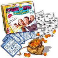 Кращі ігри для всієї родини. №3 (Bingo+ Лото)