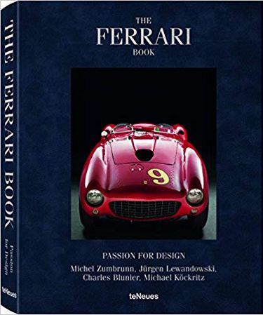 The+Ferrari+Book+-+Passion+for+Design - фото 1