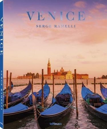 Serge+Ramelli%2C+Venice%2C+English - фото 1