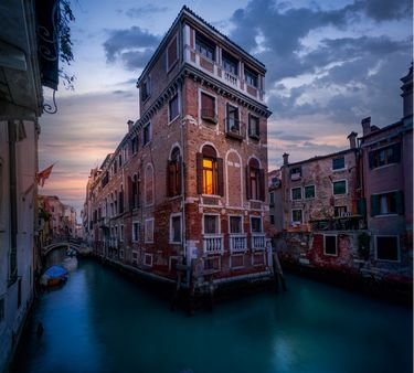 Serge+Ramelli%2C+Venice%2C+English - фото 2