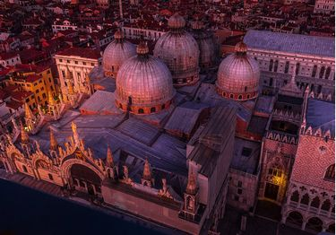 Serge+Ramelli%2C+Venice%2C+English - фото 5