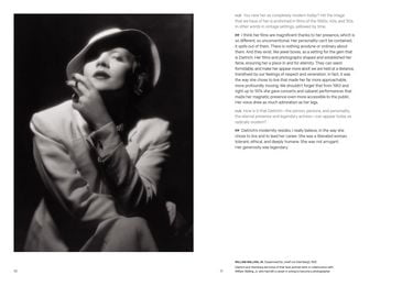Obsession%3A+Marlene+Dietrich - фото 2