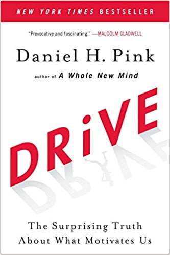 Drive%3A+The+Surprising+Truth+About+What+Motivates+Us - фото 1