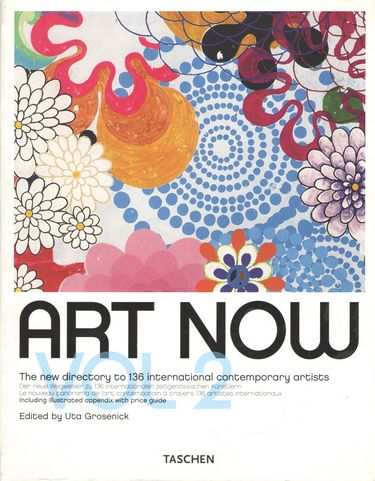 Art+Now+-+Vol.+2.+The+new+directory+to+136+international+contemporary+artists - фото 1