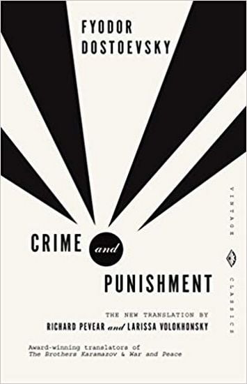 Crime+and+Punishment%3A+Pevear+%26+Volokhonsky+Translation+%28Vintage+Classics%29 - фото 1