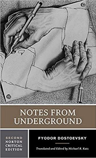 Notes+from+Underground+%28Second+Edition%29+%28Norton+Critical+Editions%29 - фото 1