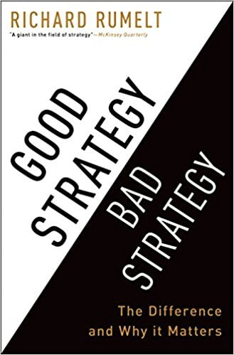 Good+Strategy+Bad+Strategy%3A+The+Difference+and+Why+It+Matters - фото 1