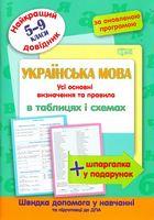 Українська мова (5-9 класи)