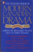 Penguin Book Of Modern Canadian Drama