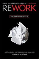 Rework The better, faster, easier way to succeed in business