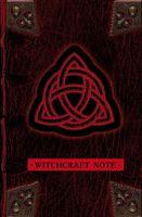 Witchcraft Note. Зачарованный блокнот для записей и скетчей