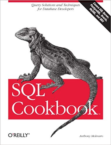 SQL+Cookbook%3A+Query+Solutions+and+Techniques+for+Database+Developers - фото 1