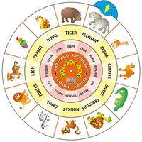 Вивчаємо англійську. Тварини Африки