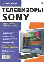 Телевизоры SONY. Вып. 99