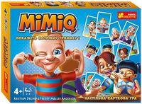 Настільна карткова гра.Mimiq