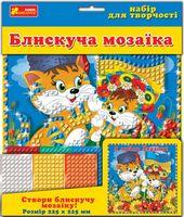 Блискуча мозайка Я люблю Україну