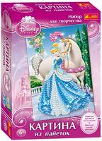 Картинки з паєток Дісней Принцеса Попелюшка