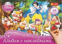 Альбом з наклейками Дісней Принцеси №2
