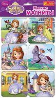 Картинки на магнітах Дісней Принцеса Софія
