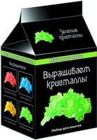Наукові ігри міні Вирощуємо кристали (зелені)