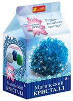 Набір для дослідів Магічний кристал. Синій
