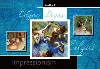 Альбом для малювання (пруж. 50арк) Серія Імпресіонізм