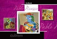 Альбом для малювання (пруж. 50арк) Серія Кубізм