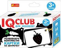6361У Розвиваючі котрасні картки на шнурочку.Овочі та фрукти 13203022У