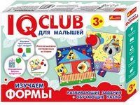6351Р Навчальні пазли. Вивчаємо форми. IQclub для малюків 13152042Р