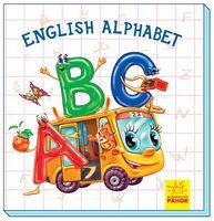 Цікаві абетки English Alphabet (а)