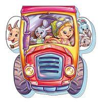 На дорозі  Трактор трудівник (у)