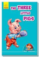 Мінікнижки Вчимося з Міні. The Three Little Pigs (англ)