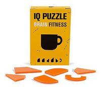 IQ PUZZLE • mug