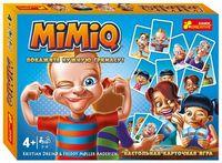 Настольная карточная игра. Mimiq