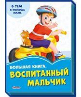 Волошкові книжки: Большая книга Воспитанный мальчик (р)