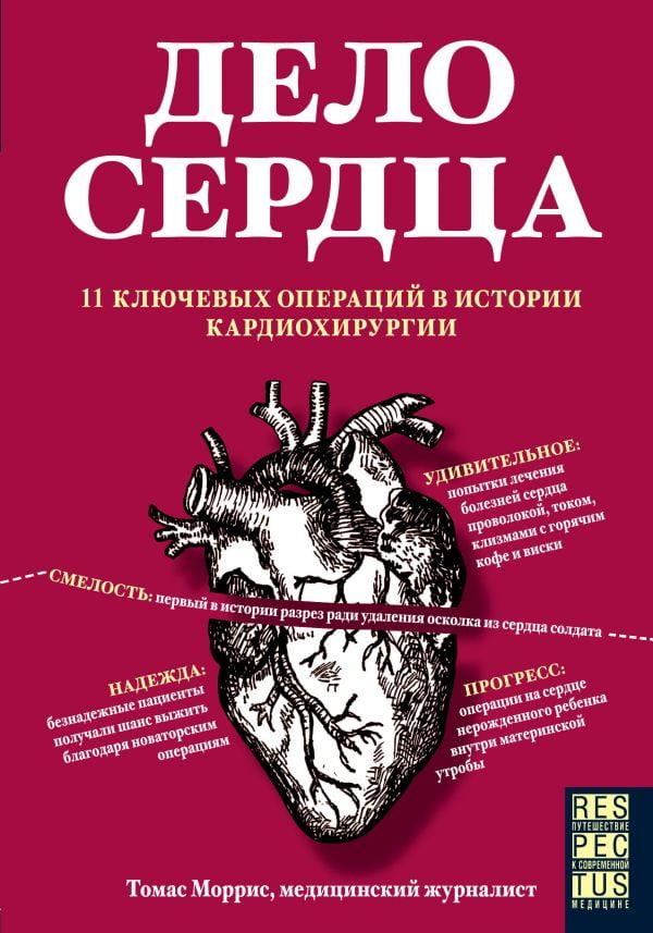 Справа серця. 11 ключових операцій в історії кардіохірургії